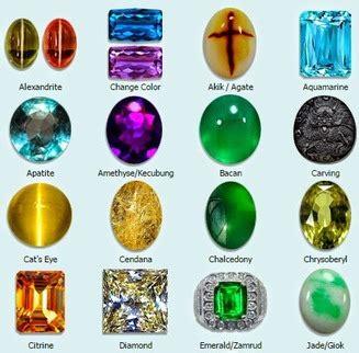 menentukan harga batu permata dan batu mulia dari harga