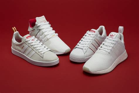 adidas originals officially unveils the 2018 new year pack upcoming sneaker releases