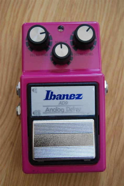 Efek Gitar Ibanez Ad9 Analog Delay photo ibanez ad9 analog delay ibanez ad9 analog delay 93366 595471 audiofanzine