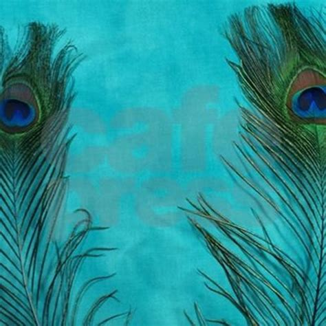 peacock colour curtains aqua blue peacock feathers shower curtain by christyoliver