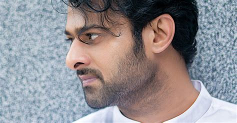 new look prabhas stylish new look for saaho goes viral in social