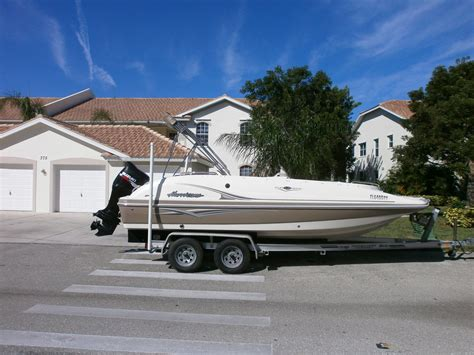 2007 hurricane deck boat hurricane deck boat 2007 for sale for 26 500 boats from