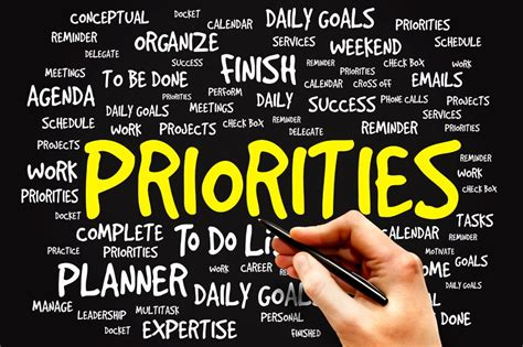 3 tips to manage competing priorities you can start
