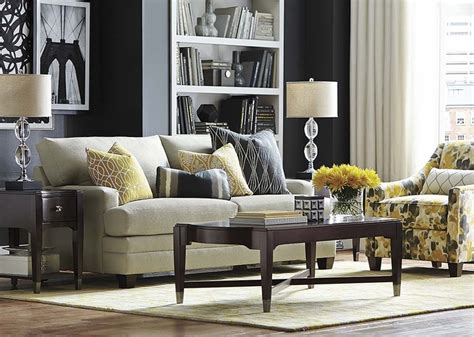 hgtv custom sofa by bassett furniture bassett sofas