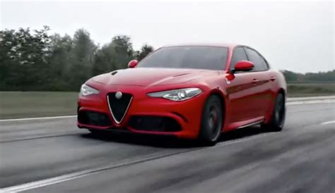 The New Alfa Romeo by Alfa Romeo Giulia 2016 In Pictures And On It S