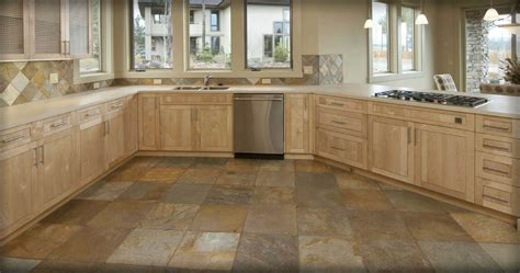 tile ideas for kitchen floors kitchen floor tile designs for a warm kitchen to