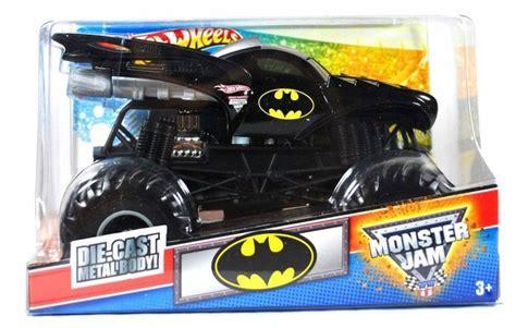 wheels monster jam batman truck batman monster truck monster jam wheels 1 24 grave