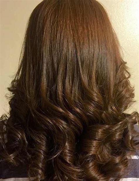brown hair color shades shades of brown hair color which one is for you