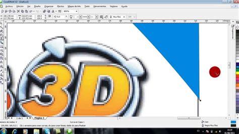 tutorial de corel draw x5 para principiantes como usar corel draw x3 tutorial herramientas youtube