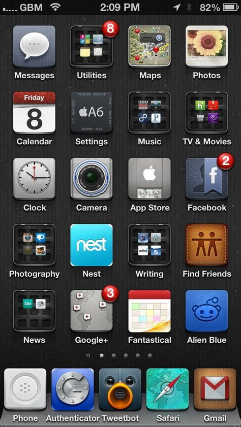 theme iphone ios 6 cydia best cydia themes ios 6 winterboard themes for the iphone