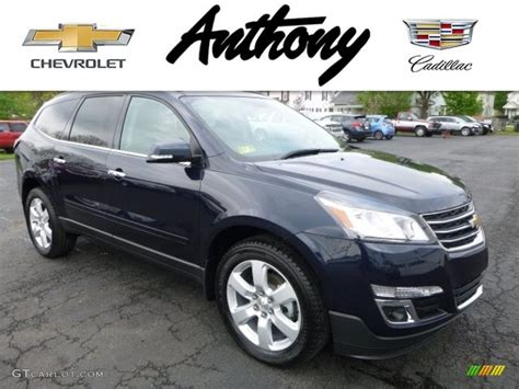chevrolet traverse blue 2016 blue velvet metallic chevrolet traverse lt awd