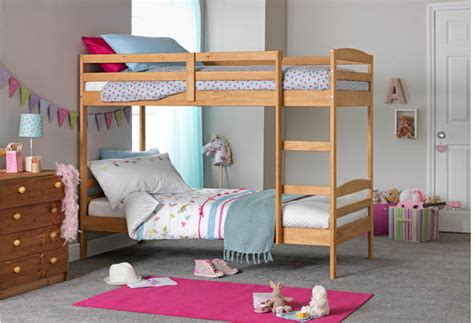 Organic Bunk Bed Mattress by Josie Bunk Bed With Bibby Single Mattress Shopstyle Co Uk