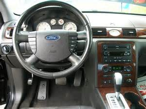 2007 ford five hundred interior pictures cargurus