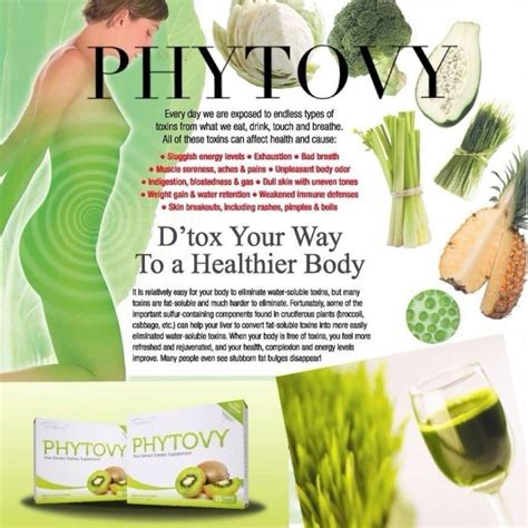 Detox Colon Cleanse Thailand by Phytovy Kiwi Extract Colon Detox Clean Dietary Supplement