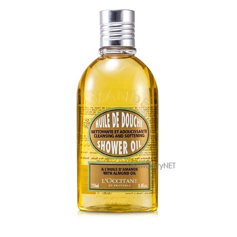 Almond Shower by L Occitane Almond Cleansing Soothing Shower 250ml Ebay