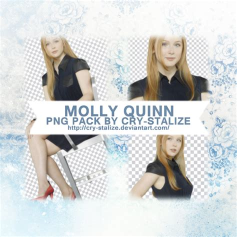 molly pack molly quinn png pack by cry stalize on deviantart