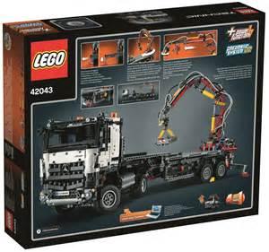 Lego technic mercedes benz arocs 3245 42043 playzone be lego