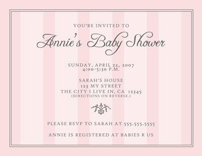 do you put registry information on bridal shower invitations pcs wednesday s etiquette lesson portland center