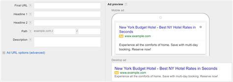 Expanded Text Ads In Adwords What You Should Know Granular Expanded Text Ads Template