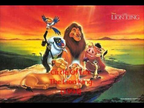 film lion king terbaru disney songs vol 3 youtube
