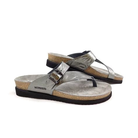 mephisto sandals sale s mephisto helen sandals in grey etna leather