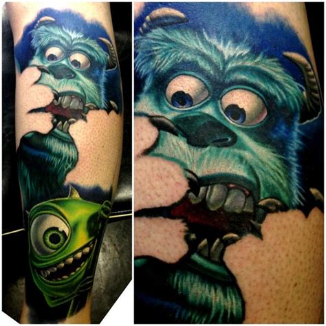 monsters inc tattoo nikko hurtado on quot here is the monsters inc