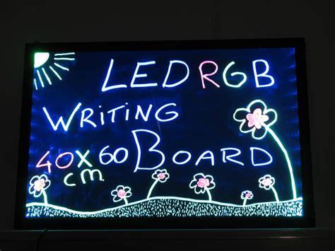 Led Writing Board led writing board 60 x 40 cm groothandel xl