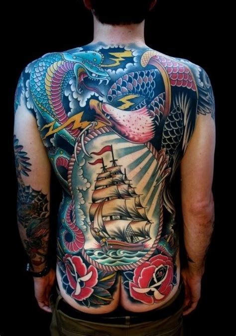 tattoo back piece cost 264 best images about neo traditional traditional flash