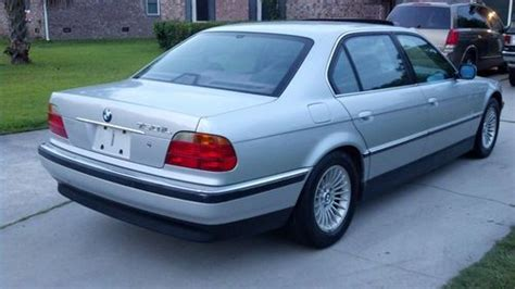 1999 bmw 750il for sale buy used 1999 bmw 750il base sedan 4 door 5 4l in