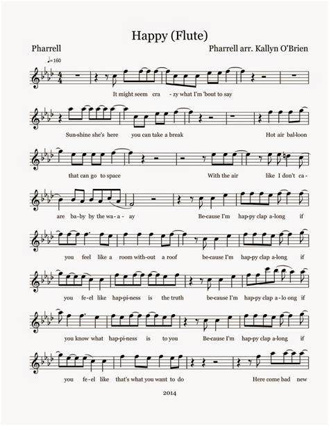 new year flute sheet flute sheet happy sheet flute sheet