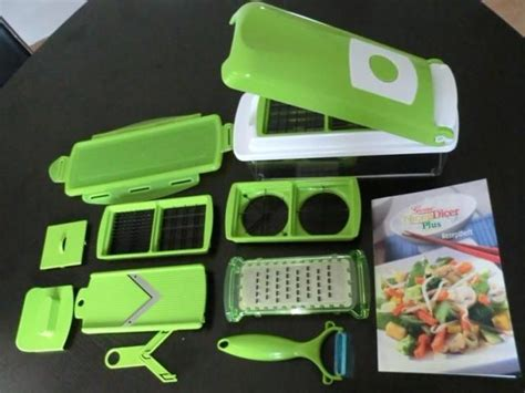 kuche vegetable chopper multifunktions k 252 chenschneideger 228 t genius nicer dicer plus
