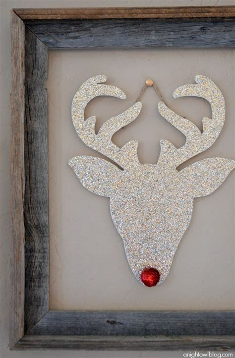 diy decorations reindeer rudolph wait till you see these reindeer crafts