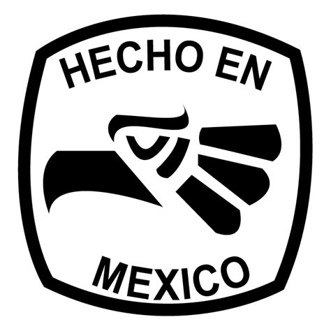 hecho en mexico 0 free vector 4vector