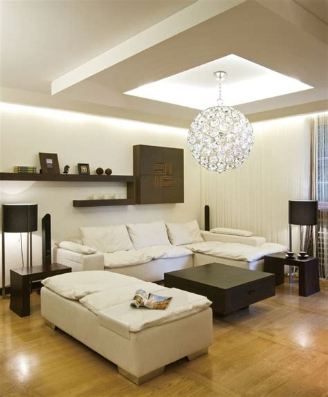 Brilliant Round Crystal Pendant Ball Chandelier Modern
