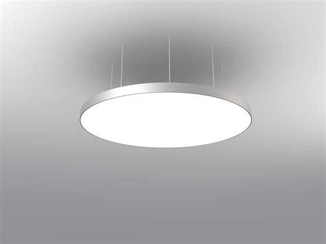 luminous stretch film ceilinglight disc architect magazine