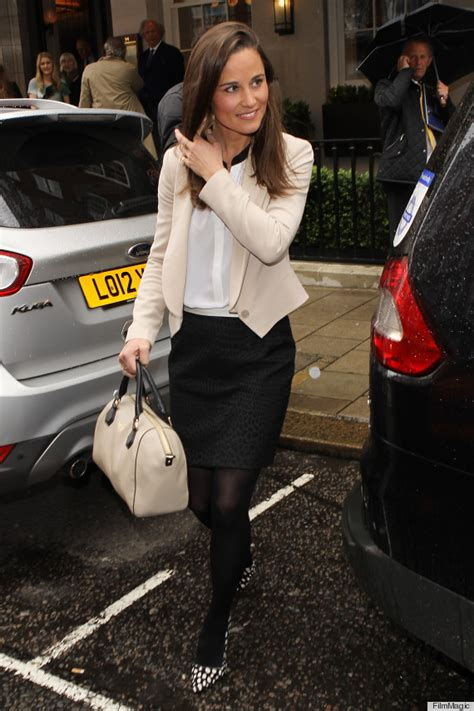 pippa middletons shoes add  punch  fun  lunch outfit
