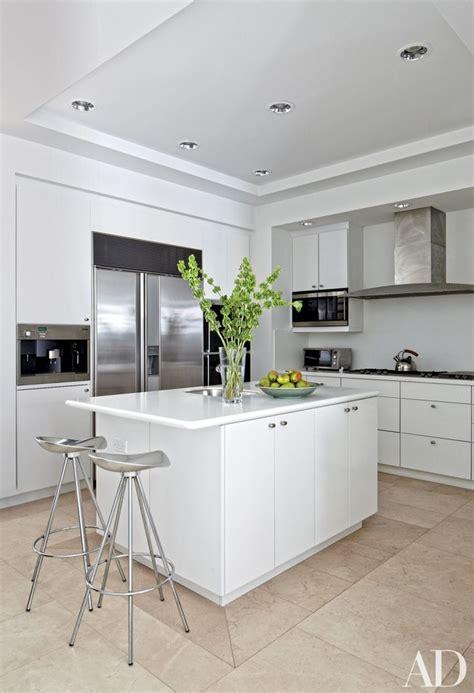 Great Plan Kitchen Decor In White Modern White Kitchen Interior In Modern White Kitchens Designs
