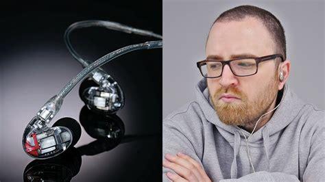 1000 earphones shure se846 unboxing test