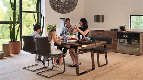 esszimmer team 7 team 7 nox diningroom magnum cantilever chair