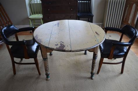 Primitive Dining Room Tables Farm Table Primitive Antique With Original Paint At 1stdibs