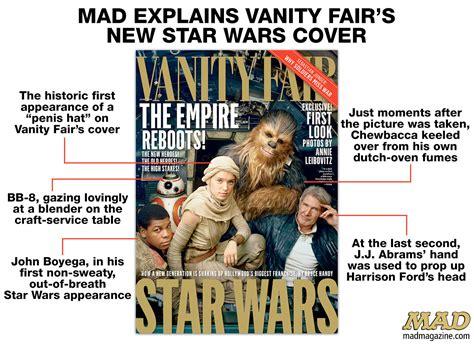 Vanity Fair Mad by Mad Magazine Mad Explains Vanity Fair S New Wars