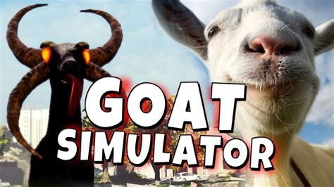cutting goat games goat simulator goaty edition free download