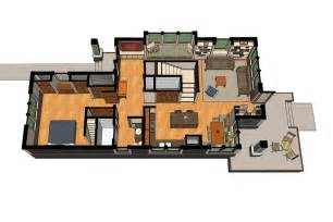1800 Square Foot Floor Plans Craftsman Style House Plan 2 Beds 2 00 Baths 1600 Sq Ft