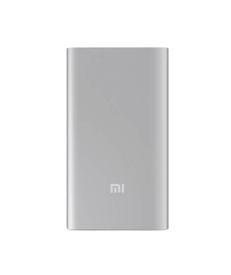 Batre Xiamo Mi Note 3 Power 5000 Mah xiaomi power bank 5000 mah