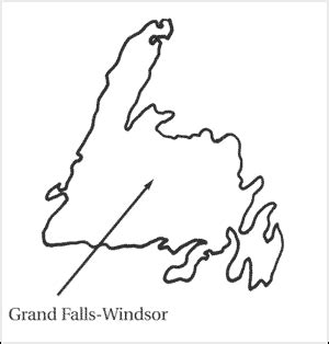 newfoundland map coloring page taking the lead volume 1 discovering personal power