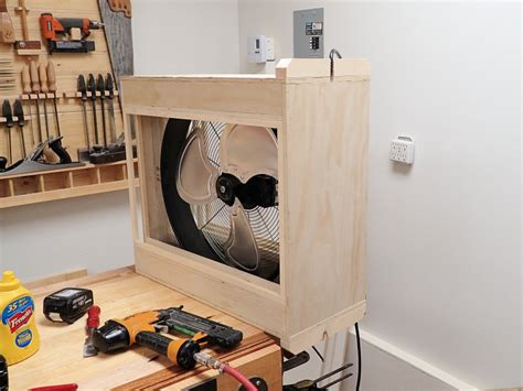 How To Make A Professional Grade Air Cleaner For The Shop