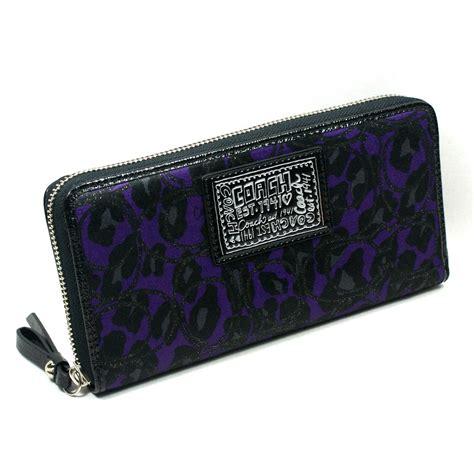 Clutch Wallet by Coach Oc Zip Around Wallet Clutch 48108 Coach 48108