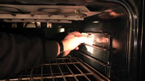 how to change oven light how to change the light in your dacor oven youtube