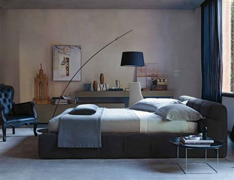 b b italia mobili tufty bed di b b italia letti co arredamento