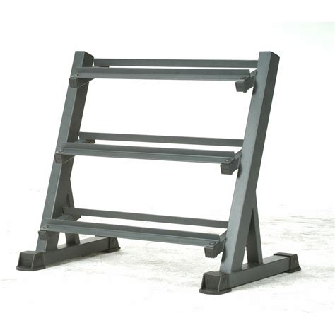 3 Tier Dumbbell Rack by Marcy 174 Deluxe 3 Tier Dumbbell Rack 170755 At Sportsman